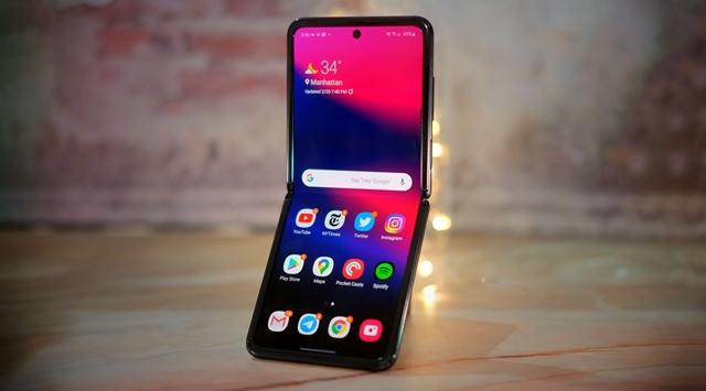 Cuộc so găng điện thoại gập của Samsung và Huawei - Ảnh 2.