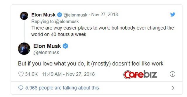 Muốn biết làm việc với Elon Musk khủng khiếp thế nào hãy nhìn nhân viên SpaceX: 1 giờ sáng họp khẩn toàn công ty chỉ để trả lời câu hỏi của sếp Vì sao các anh chị không làm việc 24/7 - Ảnh 2.