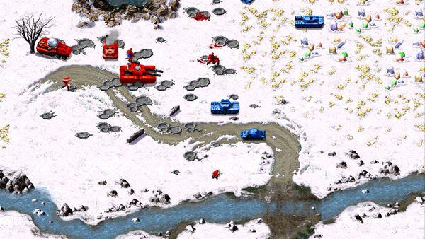 EA làm lại Command & Conquer với đồ họa 4K, cơ chế multiplayer mới, sẽ ra mắt vào tháng Sáu năm nay - Ảnh 4.