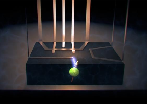 Nhờ cái ăng-ten hỏng, các nhà khoa học giải được bí mật 58 năm của ngành vật lý - Ảnh 1.