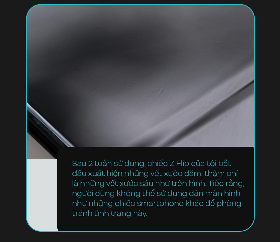 Đánh giá Galaxy Z Flip: Chiếc smartphone ấn tượng không dành cho đàn ông - Ảnh 8.