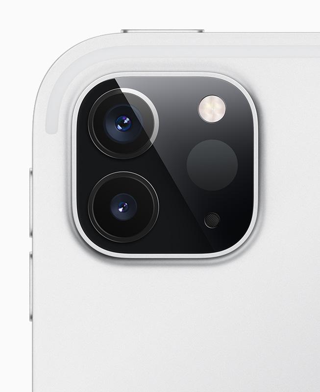 Apple ra mắt iPad Pro 2020: Chip A12Z Bionic, camera mới với máy quét LiDAR, bàn phím có bàn rê như laptop - Ảnh 3.
