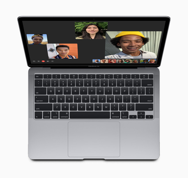 MacBook Air 2020 ra mắt: CPU Intel thế hệ 10, bàn phím cắt kéo mới, bỏ bản 128GB, giá chỉ từ 999 USD - Ảnh 2.