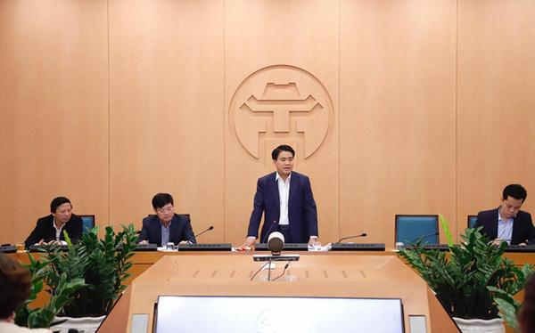 Chủ tịch Hà Nội khuyến cáo người dân nên hạn chế ra đường từ nay đến 31/3 - Ảnh 1.