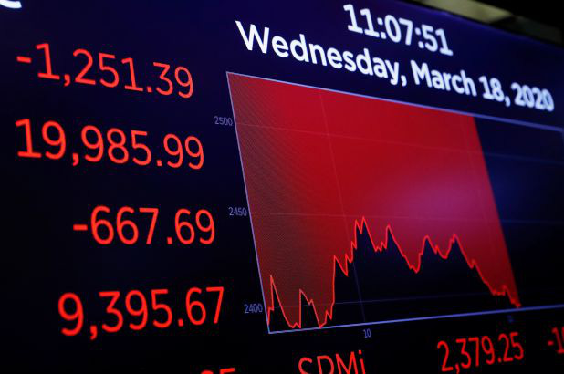 Chính phủ các nước đang bơm hàng trăm tỷ USD vào nền kinh tế nhằm ngăn chặn nguy cơ xảy ra cuộc khủng hoảng lớn nhất lịch sử - Ảnh 3.