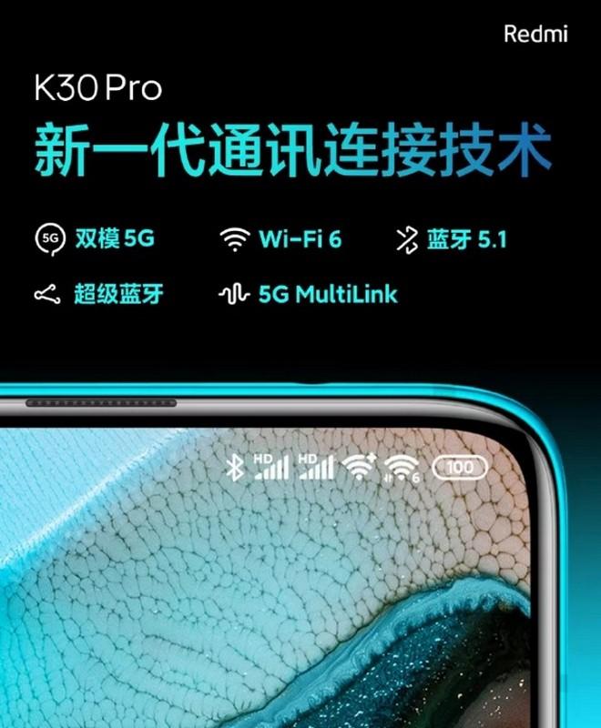 Redmi K30 Pro trang bị công nghệ Super Bluetooth với tầm kết nối cực xa, lên tới 400m - Ảnh 3.