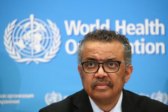 Tổng giám đốc WHO, Tedros Adhanom Ghebreyesus đang cùng các nhà lãnh đạo toàn cầu để có thể giải quyết các bài toán khó liên quan đến vắc-xin virus corona.