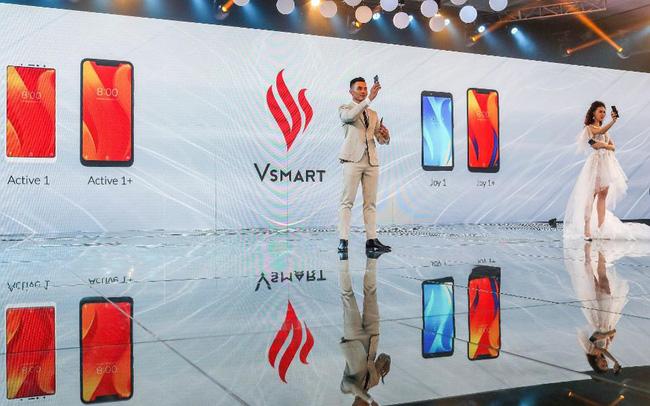 Forbes: Vsmart muốn vượt mặt các đối thủ Trung Quốc - Ảnh 1.