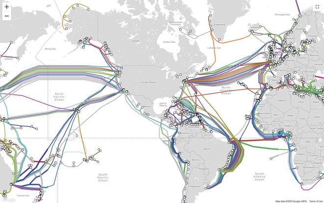 Đại dịch Covid-19 có làm sụp đổ hệ thống mạng Internet toàn cầu không? Giáo sư Harvard trả lời - Ảnh 1.