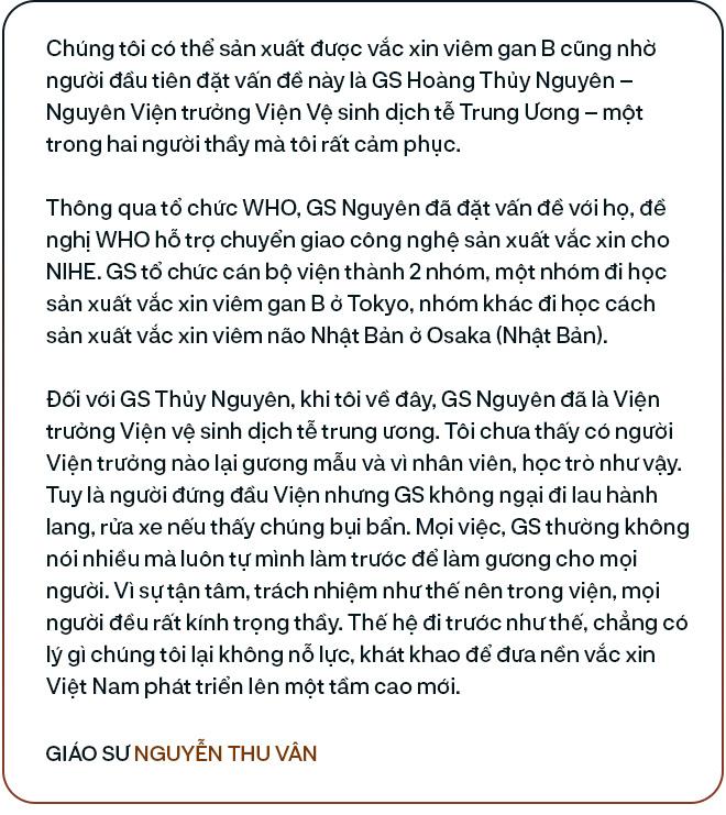 Canh bạc vắc xin Covid-19 và ký ức về bước đột phá lớn của Việt Nam khiến WHO không tin nổi - Ảnh 20.