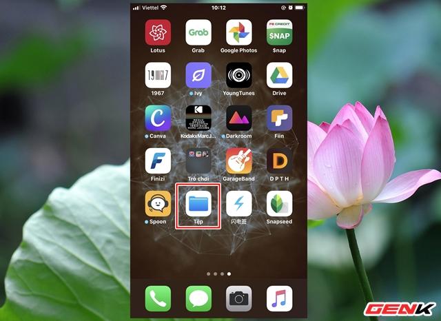 Nén và xả nén dữ liệu trực tiếp trên iPhone để giảm dung lượng lưu trữ dữ liệu - Ảnh 2.