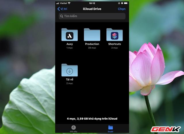 Nén và xả nén dữ liệu trực tiếp trên iPhone để giảm dung lượng lưu trữ dữ liệu - Ảnh 3.