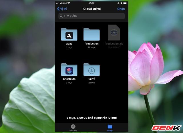 Nén và xả nén dữ liệu trực tiếp trên iPhone để giảm dung lượng lưu trữ dữ liệu - Ảnh 5.