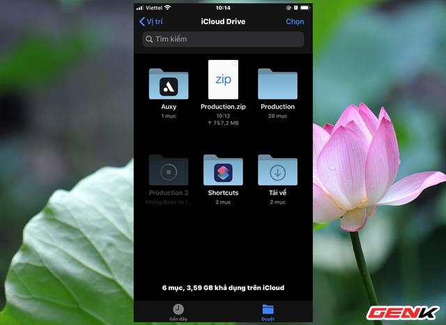 Nén và xả nén dữ liệu trực tiếp trên iPhone để giảm dung lượng lưu trữ dữ liệu - Ảnh 9.
