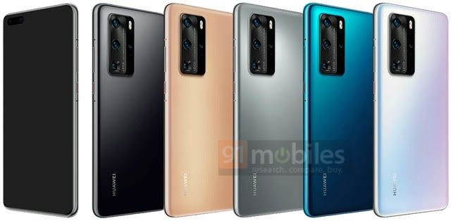 Trên tay Huawei P40 bị lộ trước ngày ra mắt - Ảnh 6.