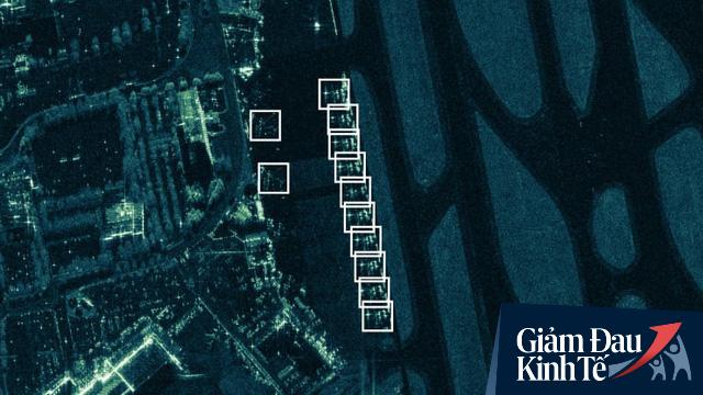 Nền kinh tế số 1 thế giới bị đóng băng như thế nào nhìn từ bên ngoài không gian - Ảnh 4.