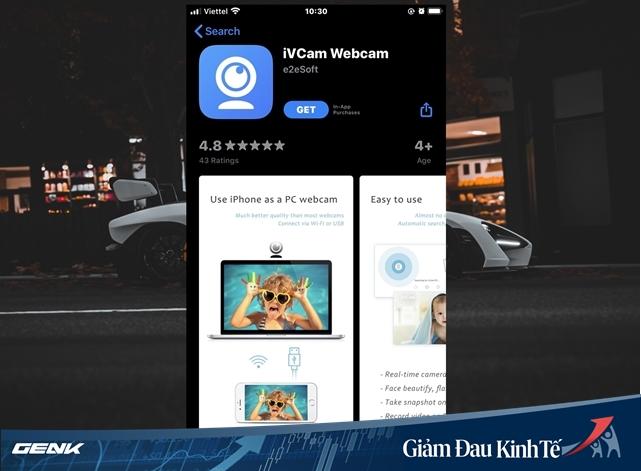 Họp trực tuyến nhưng máy tính không có webcam? Hãy tận dụng ngay chiếc smartphone của bạn - Ảnh 2.
