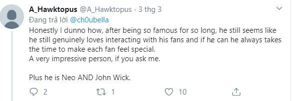 Chiều fan như Keanu Reeves: Selfie vô tư thoải mái, ảnh mà xấu là sẵn sàng chụp lại luôn chẳng hề khó chịu - Ảnh 6.