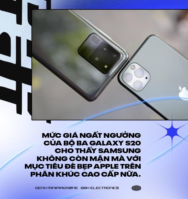 Không phải Apple hay Huawei, đây mới là đối thủ khiến Samsung phải dè chừng trong tương lai - Ảnh 3.
