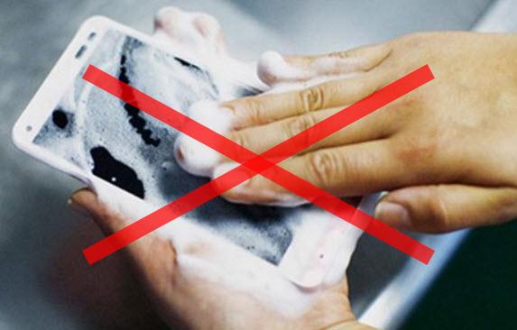 Hướng dẫn chi tiết cách vệ sinh điện thoại trong mùa dịch Covid-19 - Ảnh 5.