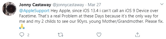 Giữa mùa dịch cấp bách, iOS 13.4 lại gặp lỗi không thể gọi FaceTime cho người dùng iPhone đời cũ - Ảnh 4.