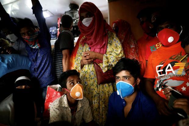 Ấn Độ áp dụng chiến thuật kiểm soát dịch bệnh cứng rắn bậc nhất thế giới như thế nào? - Ảnh 5.