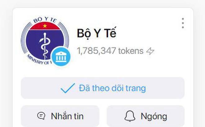 Công bố kênh thông tin chính thống của Bộ Y tế trên mạng xã hội Lotus - Ảnh 1.