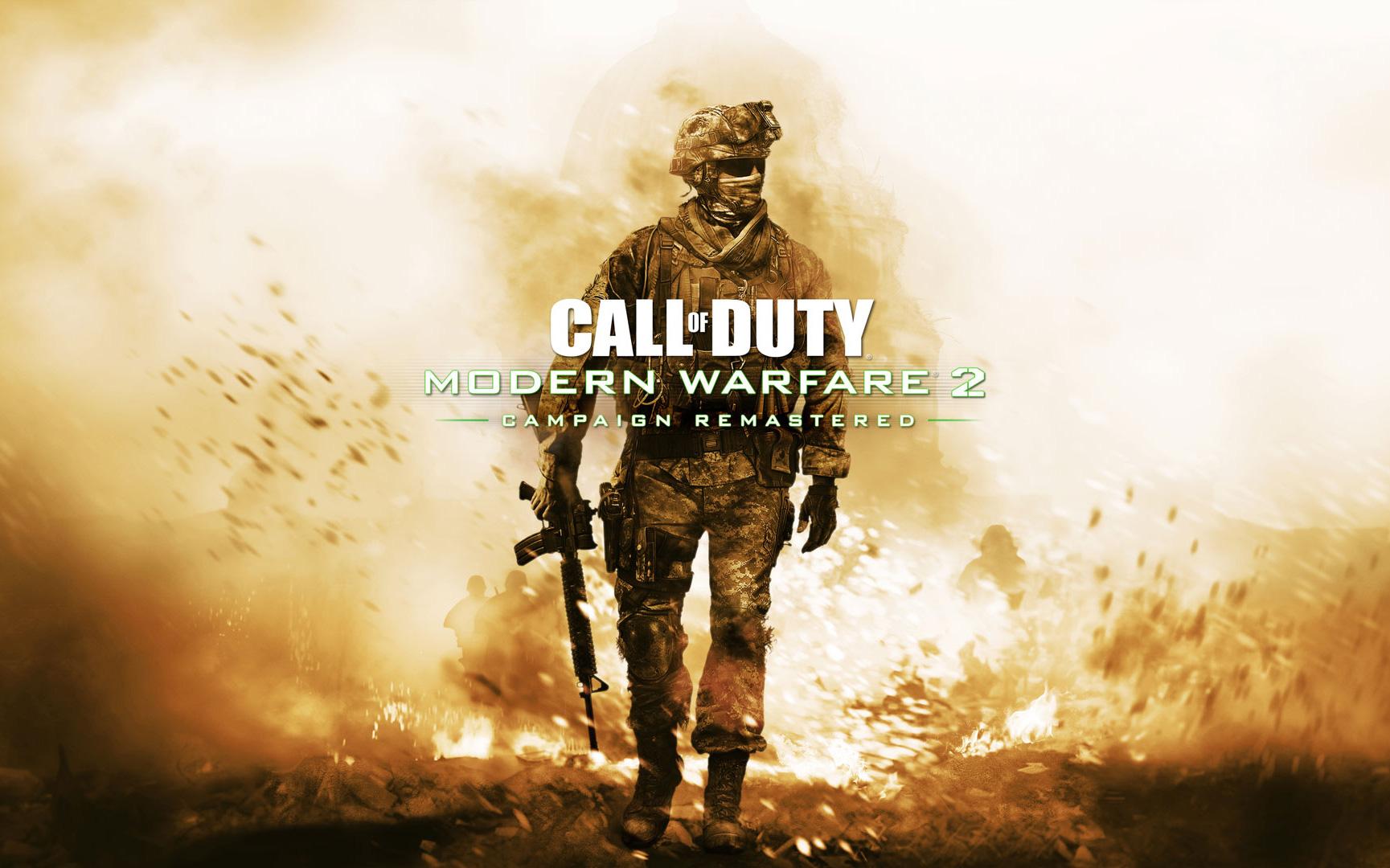 Call of Duty: Modern Warfare 2 Remastered đã được ra mắt hôm nay cho hệ máy PS4