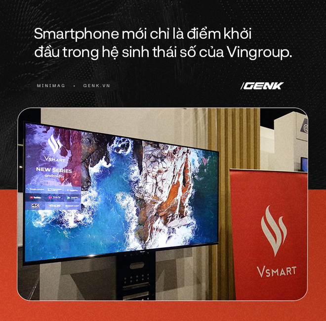 Sau khi bứt phá vào top 3 tại thị trường Việt Nam, bước tiếp theo của Vsmart sẽ là gì? - Ảnh 5.