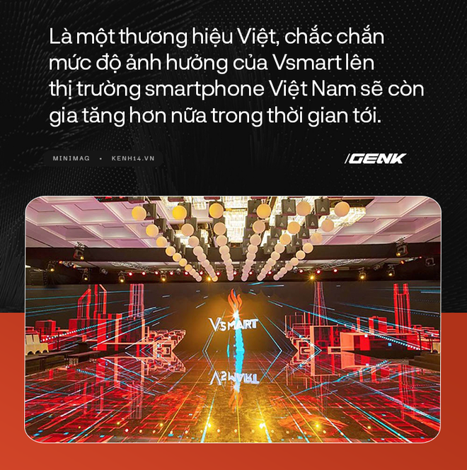 Sau khi bứt phá vào top 3 tại thị trường Việt Nam, bước tiếp theo của Vsmart sẽ là gì? - Ảnh 9.