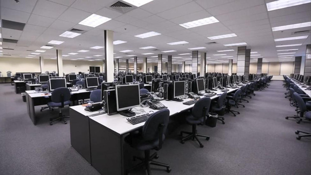 Covid-19 đã khởi động một loạt văn phòng ma dành cho ngày tận thế: Siêu bảo mật, bất chấp mọi kiểu đại thảm họa - Ảnh 7.
