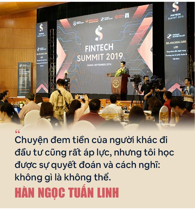 CEO 9X Hàn Ngọc Tuấn Linh: 10 năm nữa công ty tôi sẽ đầu tư mạo hiểm cho startup muốn gây ảnh hưởng toàn cầu - Ảnh 14.