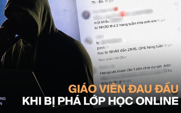 Hàng loạt giáo viên bị phá lớp học online bằng clip 18+, trà trộn gây rối: Trò đùa của học sinh trở thành nỗi ám ảnh của thầy cô - Ảnh 1.