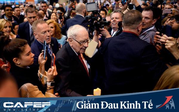 Từ thế chiến thứ 2, cuộc khủng bố 11/9 tới đại khủng hoảng 2008: Cái đầu lạnh đã giúp tỷ phú Warren Buffett kiếm bộn tiền và bài học cho Covid-19 - Ảnh 1.
