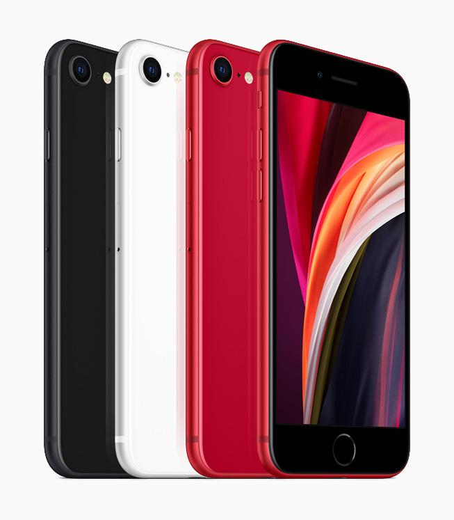 iPhone SE 2020 có RAM 3GB, pin 1821mAh - Ảnh 1.