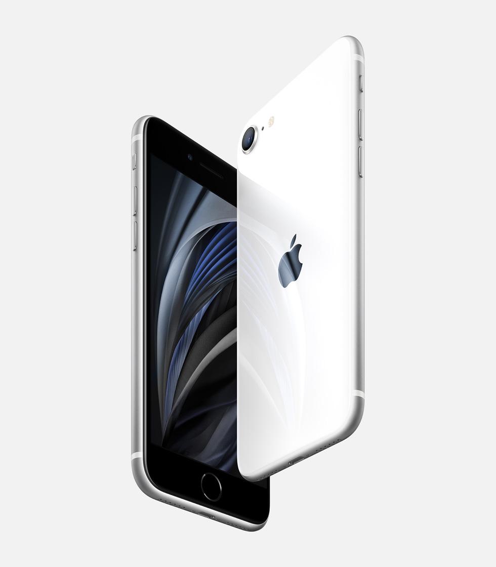 iPhone SE 2020 được mô tả là CỔ ĐIỂN và HIỆN ĐẠI