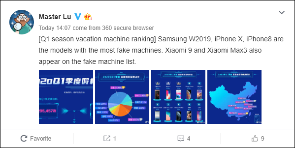 Samsung, Apple và Xiaomi là 3 thương hiệu bị làm giả smartphone nhiều nhất tại Trung Quốc - Ảnh 1.