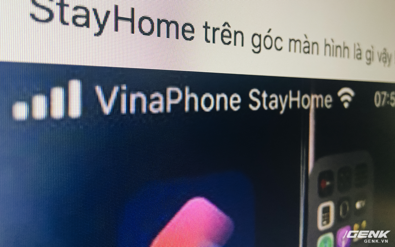 VinaPhone #Stayhome: Tên nhà mạng được đổi nhằm nhắc nhở mọi người ở nhà