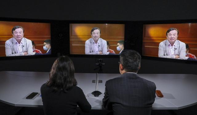 Nhà sáng lập Huawei: Tôi chỉ là lãnh đạo bù nhìn - Ảnh 3.