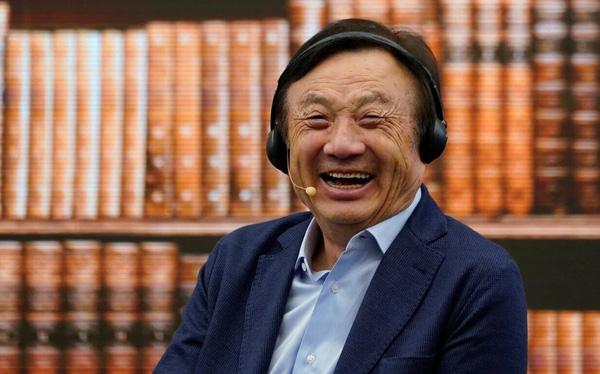 Nhà sáng lập Huawei: Tôi chỉ là lãnh đạo bù nhìn - Ảnh 1.