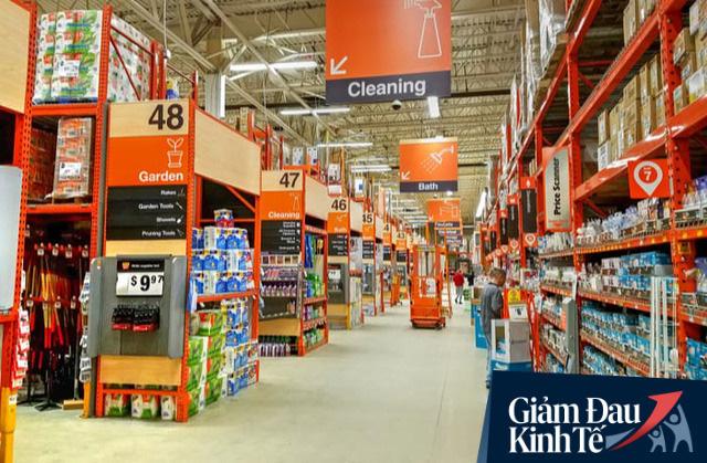 Vì sao đang là ông lớn ngành bán lẻ, năm 2017 Home Depot đột ngột chuyển hướng thành tập đoàn công nghệ dịch vụ? - Ảnh 3.