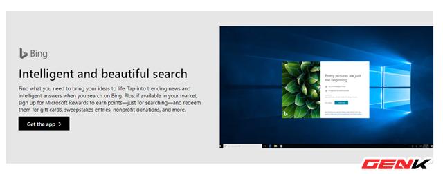 Microsoft phát hành ứng dụng Bing Wallpaper với kho ảnh nền khổng lồ dành cho Windows 10 - Ảnh 1.