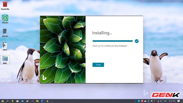 Microsoft phát hành ứng dụng Bing Wallpaper với kho ảnh nền khổng lồ dành cho Windows 10 - Ảnh 5.