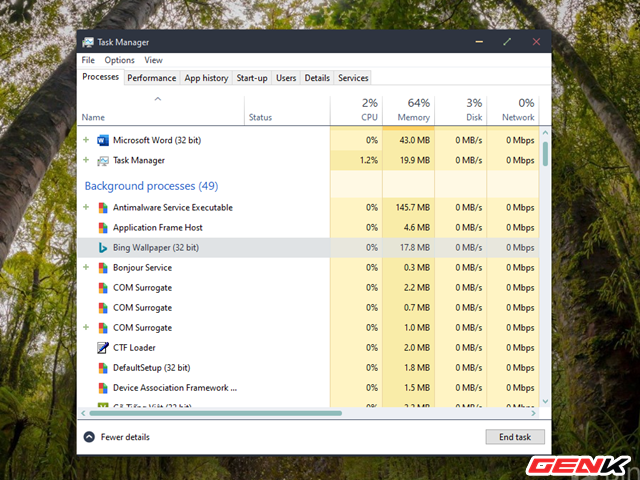 Microsoft phát hành ứng dụng Bing Wallpaper với kho ảnh nền khổng lồ dành cho Windows 10 - Ảnh 8.
