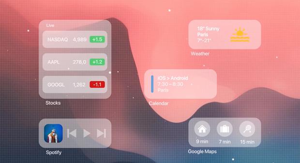 Ngắm nhìn concept iOS 14 trong mơ: Hàng loạt tính năng được iFan mong đợi từ lâu liệu có trở thành sự thật? - Ảnh 4.