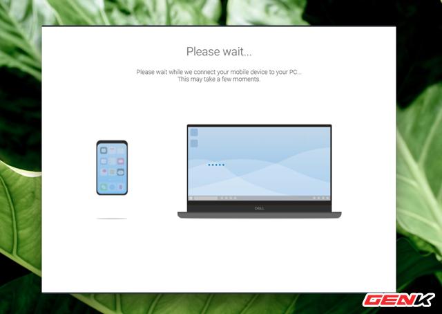 Nhắn tin và gọi điện trên iPhone trực tiếp từ máy tính Windows với ứng dụng miễn phí đến từ... Dell - Ảnh 12.