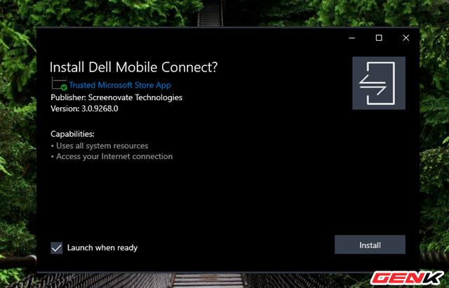Nhắn tin và gọi điện trên iPhone trực tiếp từ máy tính Windows với ứng dụng miễn phí đến từ... Dell - Ảnh 3.