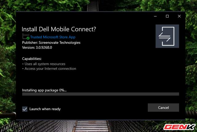 Nhắn tin và gọi điện trên iPhone trực tiếp từ máy tính Windows với ứng dụng miễn phí đến từ... Dell - Ảnh 4.