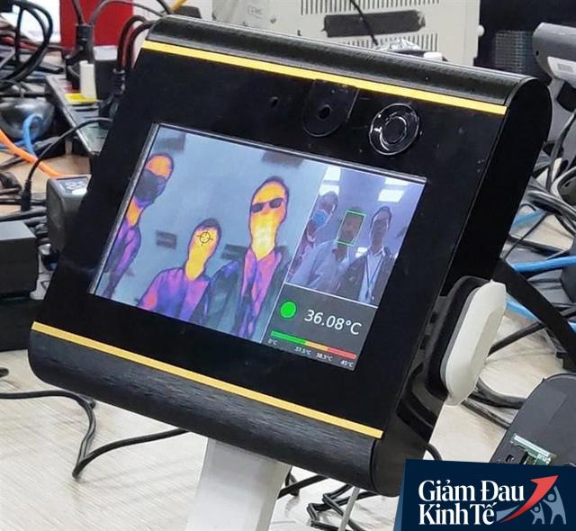 Vingroup sản xuất máy thở và máy đo thân nhiệt made in Vietnam, sẽ tặng cho Bộ Y tế 5.000 máy thở Không Xâm nhập để kịp thời phục vụ chống dịch Covid-19 - Ảnh 3.