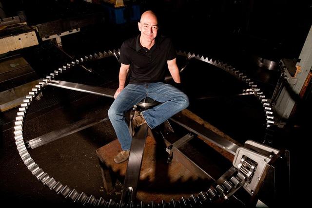 Tầm nhìn 10.000 năm trong chiếc đồng hồ 1.000 năm mới kêu 1 lần đang được Jeff Bezos xây dựng trong một ngọn núi - Ảnh 2.
